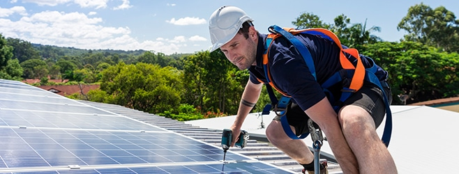 Solar photovoltaic installer insurance