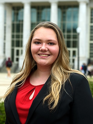 Elizabeth Peplinski, University of Alabama, Actuarial Science