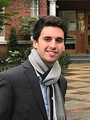 Peter Roessler-Caram, University of St. Thomas, Actuarial Science