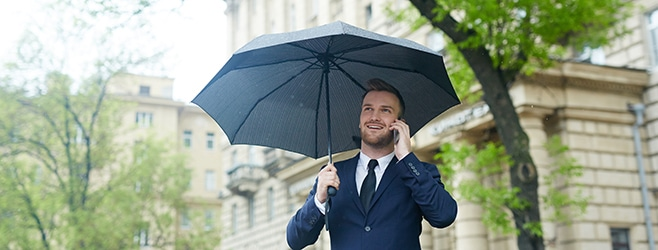 Commercial Umbrella Insurance for Financial Services