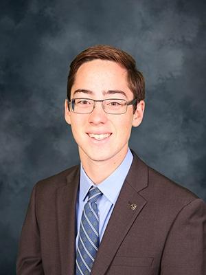 Jack Richards, Drake University, Actuarial Science