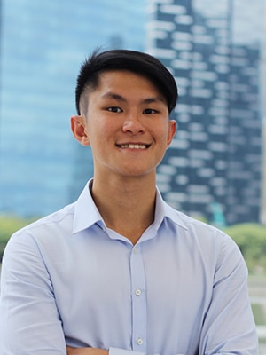 Edgar Tan, Nanyang Technological University, Actuarial Science