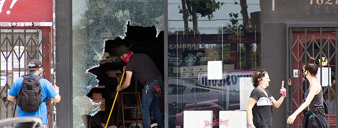 Does Business Insurance Cover Riots, Looting, or Vandalism?