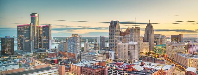 Safest Cities in Michigan