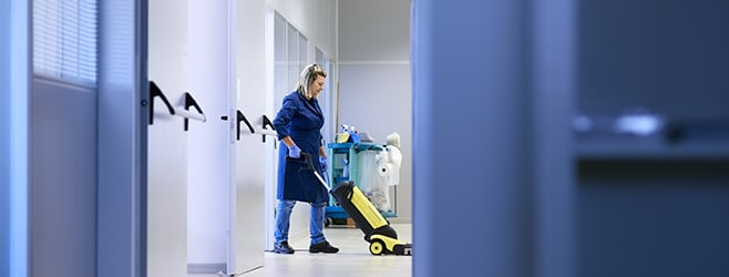 Business Insurance for Janitorial Services
