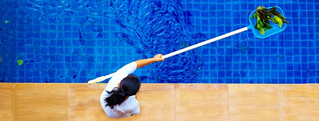 Business Insurance for Pool Cleaning Services