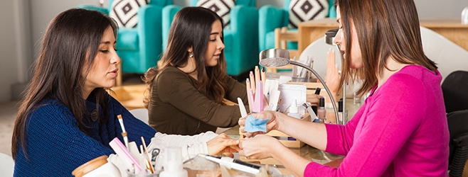 Business Insurance for Nail Salons