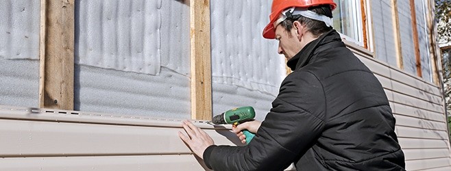 Siding Contractors Insurance